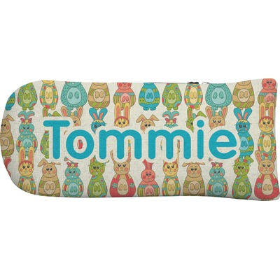 Fun Easter Bunnies Putter Cover (Personalized)