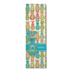 Fun Easter Bunnies Runner Rug - 3.66'x8' (Personalized)