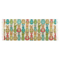 Fun Easter Bunnies Faux Pashmina Scarf (Personalized)
