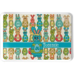 Fun Easter Bunnies Serving Tray (Personalized)