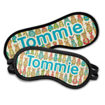 Fun Easter Bunnies Sleeping Eye Masks (Personalized)