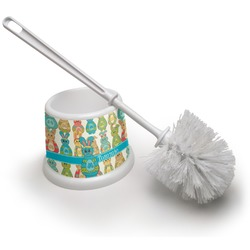 Fun Easter Bunnies Toilet Brush (Personalized)