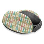 Fun Easter Bunnies Travel Neck Pillow