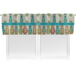 Fun Easter Bunnies Valance (Personalized)