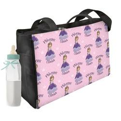 Custom Princess Diaper Bag (Personalized)
