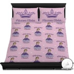 Custom Princess Duvet Cover Set (Personalized)