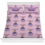Custom Princess Comforter Set (Personalized)