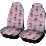 Custom Princess Car Seat Covers (Set of Two) (Personalized)