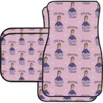 Custom Princess Car Floor Mats (Personalized)