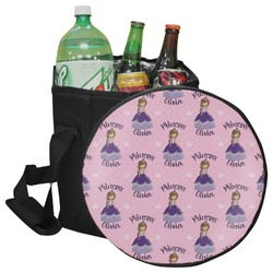 Custom Princess Collapsible Cooler & Seat (Personalized)