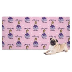 Custom Princess Pet Towel (Personalized)