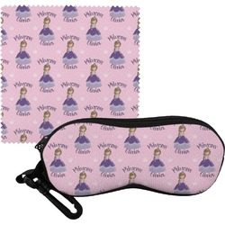 Custom Princess Eyeglass Case & Cloth (Personalized)