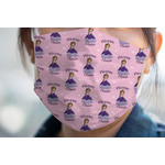Custom Princess Face Mask Cover (Personalized)