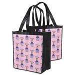 Custom Princess Grocery Bag (Personalized)