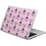 Custom Princess Laptop Skin - Custom Sized (Personalized)