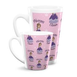 Custom Princess Latte Mug (Personalized)