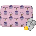 Custom Princess Memory Foam Bath Mat (Personalized)