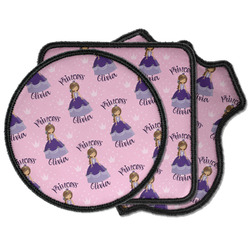 Custom Princess Iron on Patches (Personalized)