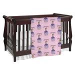 Custom Princess Baby Blanket (Personalized)