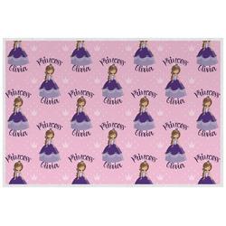 Custom Princess Placemat (Laminated) (Personalized)