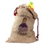Custom Princess Santa Sack (Personalized)