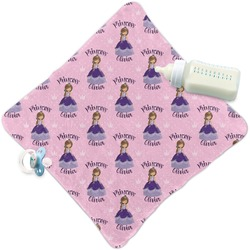 Custom Princess Security Blanket (Personalized)