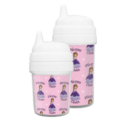 Custom Princess Sippy Cup (Personalized)