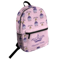 Custom Princess Student Backpack (Personalized)