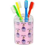 Custom Princess Toothbrush Holder (Personalized)