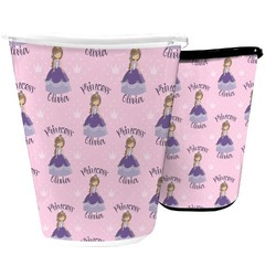 Custom Princess Waste Basket (Personalized)