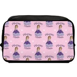 Custom Princess Toiletry Bag / Dopp Kit (Personalized)