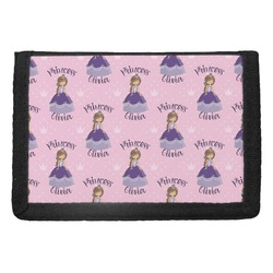 Custom Princess Trifold Wallet (Personalized)