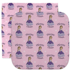 Custom Princess Facecloth / Wash Cloth (Personalized)
