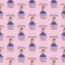 Custom Princess Wrapping Paper (Personalized)