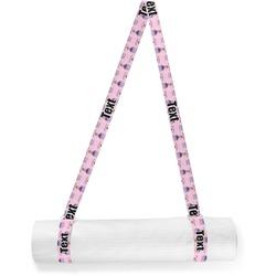 Custom Princess Yoga Mat Strap (Personalized)
