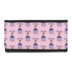 Custom Princess Leatherette Ladies Wallet (Personalized)