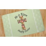 Easter Cross Area Rug