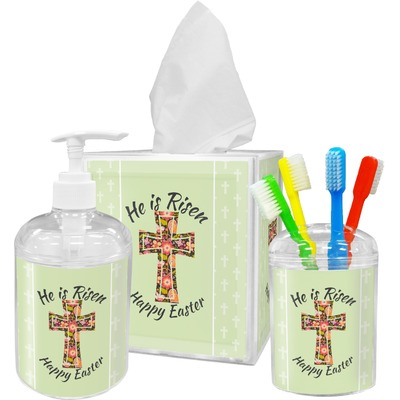 Https Www Rnkshops Com P Easter Cross Bathroom Accessories Set 119632