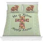 Easter Cross Comforter Set
