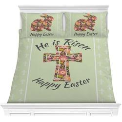 Easter Cross Comforter Set