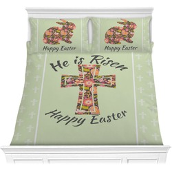Easter Cross Comforters