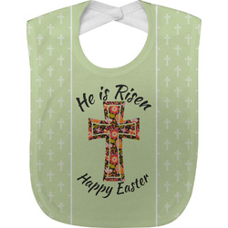 Easter Cross Baby Bib