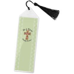 Easter Cross Book Mark w/Tassel