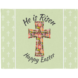 Easter Cross Woven Fabric Placemat - Twill