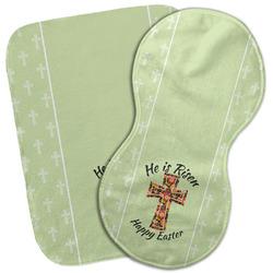 Easter Cross Burp Cloth