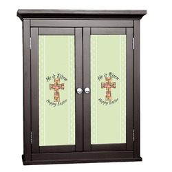 Easter Cross Cabinet Decal - Custom Size