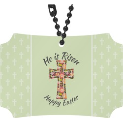 Easter Cross Rear View Mirror Ornament