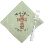 Easter Cross Cloth Napkins (Set of 4)