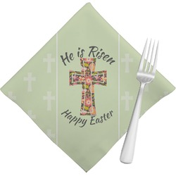 Easter Cross Napkins (Set of 4)