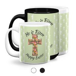 Easter Cross Coffee Mugs